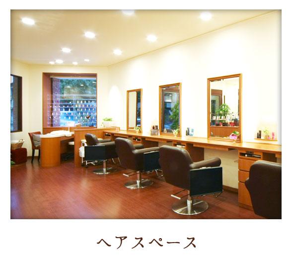 ヴィエル「ヘアスペース」目白の美容室・ヘアサロン